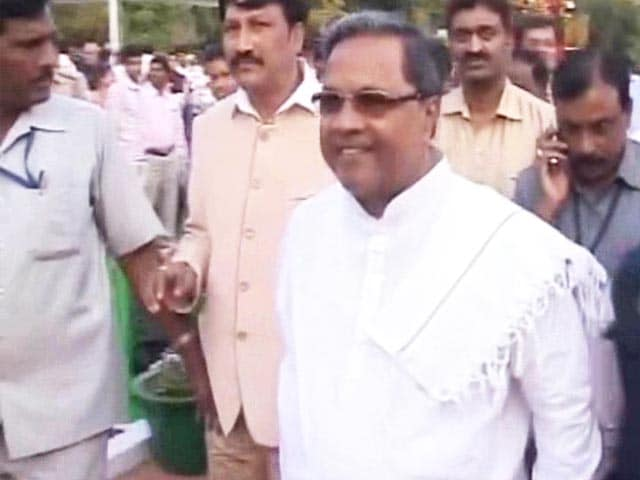 Video : Karnataka's Opposition Ramps Up Pressure on Chief Minister Siddaramaiah Over Land Denotification Issue