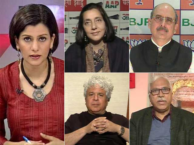Video : Should All Political Parties Clearly Disclose Their Funding?