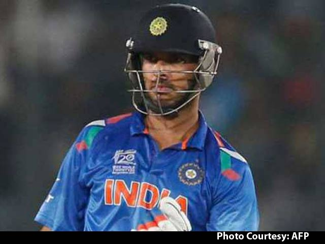 Video : Will Yuvraj Singh Still Make the World Cup Cut?