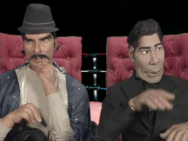 Video : GIT's Take on AIB Roast Controversy