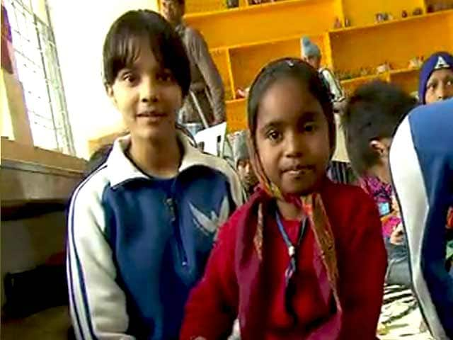 Video : Young India Battles Cancer: Arijita & Simran's Wish to Play Together One Day