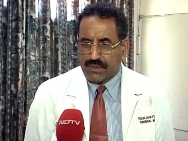 Video : Rohtak Gang-Rape: Worst Case of Torture, Killing in 30 Years, Says Horrified Doctor