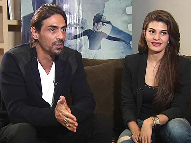 Arjun Rampal Talks About Roy