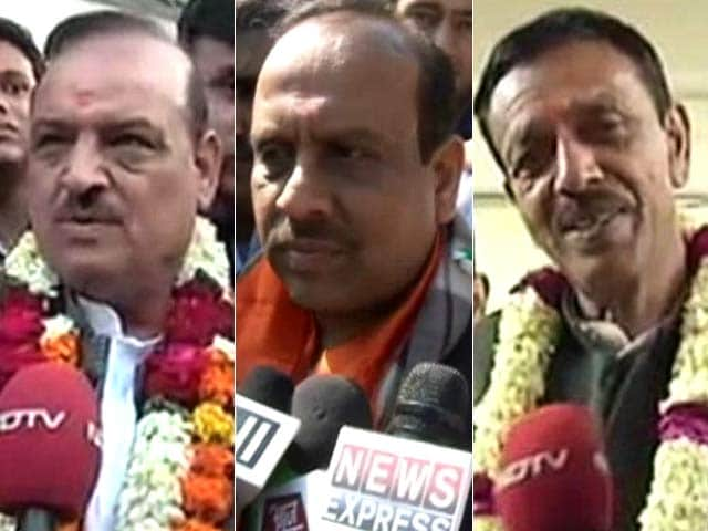 Video : Delhi Election Result: 3 BJP Candidates Who Stood Against the AAP Wave