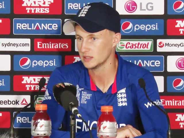 Video : England Ready to Face Australia in World Cup Opener: Joe Root