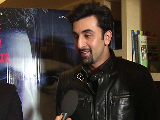 Ranbir Kapoor on the Risk in Roy