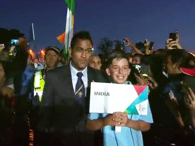 Video : World Cup 2015 Kicks Off with Glittering Opening Ceremony