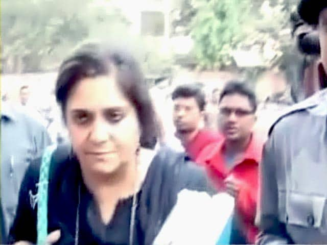 Video : तीस्ता को सुप्रीम कोर्ट से राहत