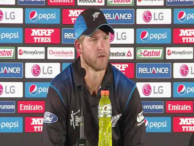 Video : Couldn't have been a better start to World Cup 2015, says Kiwi Star Corey Anderson
