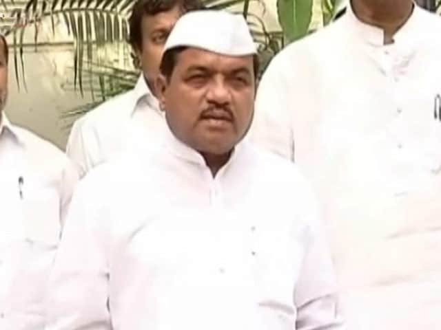 Video : RR Patil, Former Maharashtra Home Minister, Dies at 57