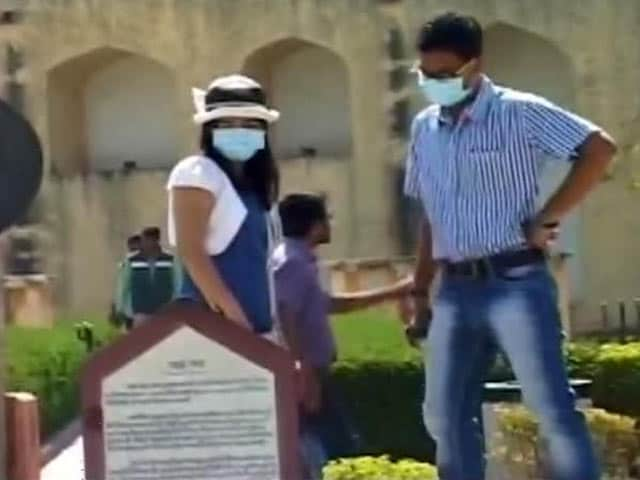 Video : As Swine Flu Cases Rise Rapidly in Rajasthan, Tourism Officials are a Worried Lot
