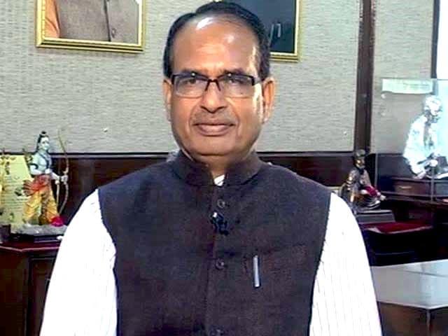 Video : Chief Minister Shivraj Singh Chouhan Key Part of Madhya Pradesh Exam Scam, Alleges Congress