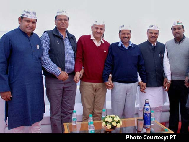 Video : AAP Government in Delhi Bans Demolitions in Residential, Slum Areas
