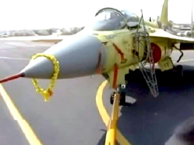 Video : Tejas Handed Over to Air Force, But Training Manual Missing