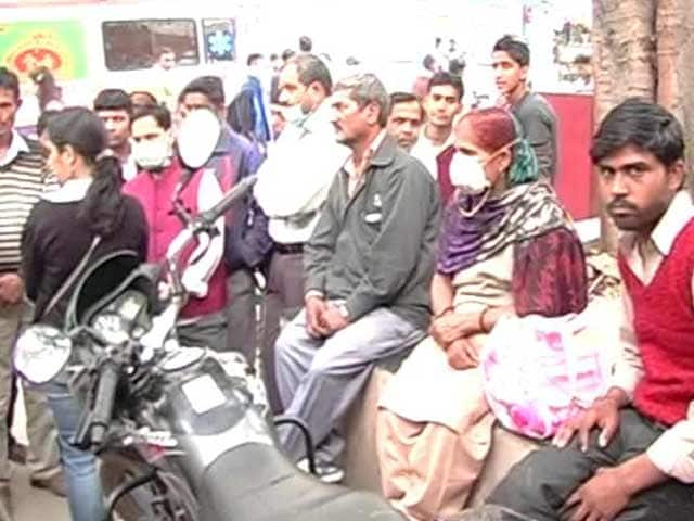 Video : In Delhi, A Long Wait for Swine Flu Test Results