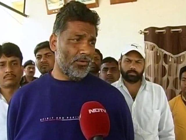 Video : Did Not Offer Bribe to Legislator for Jitan Ram Manjhi Trust Vote, Says RJD's Pappu Yadav