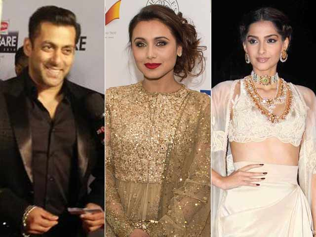 Golden Kela Awards: Salman, Rani, Sonam Are Nominated