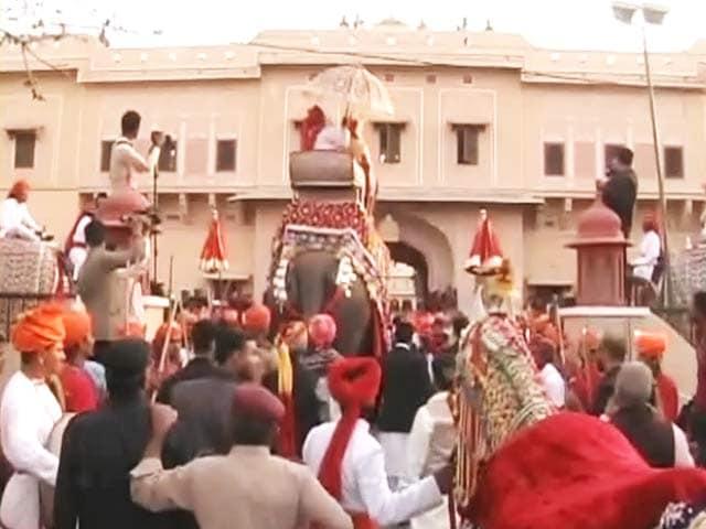 Video : जयपुर की दुल्हन, पाकिस्तान का दूल्हा