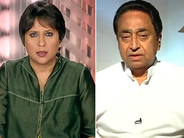 Video : 'Can't Have 2 Bosses, Let Sonia Step Back And Rahul Gandhi Take Charge': Kamal Nath to NDTV