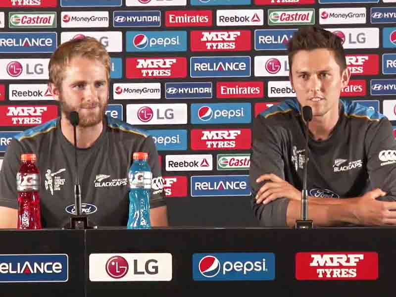 Video : Cricket World Cup 2015: Williamson, Boult Reflect on Thrilling win vs Australia
