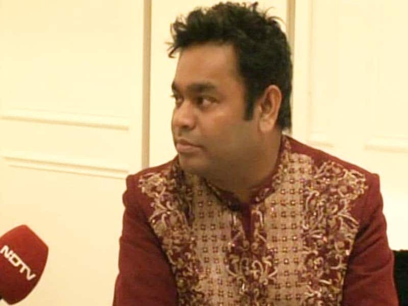 Video : Music Should Rise Above Religion: AR Rahman