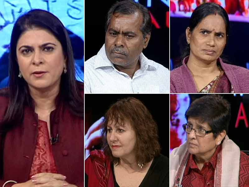 Video : Nirbhaya's Parents Talk to NDTV About Documentary on 'India's Daughter'