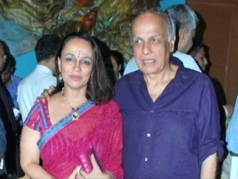 Video : Mahesh Bhatt, Soni Razdan on Nach Baliye 7