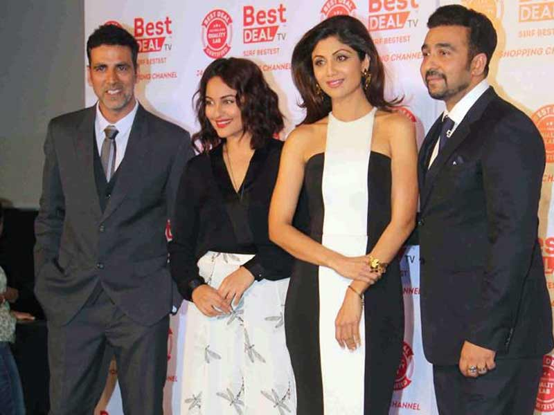 Shilpa And Akshay Are the New Amiable Exs