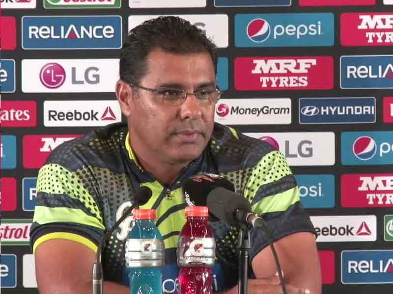 Video : World Cup: Waqar Younis Thrilled With Pakistan's Aggressive Approach