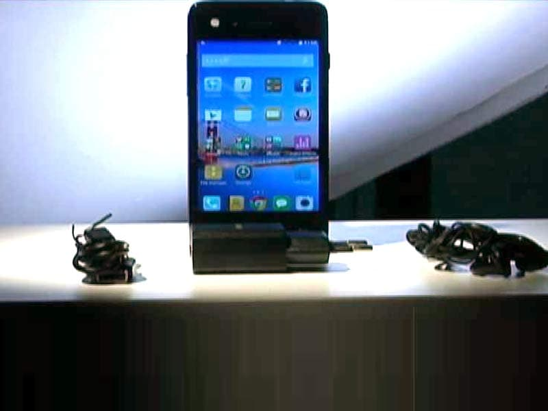 Market Watch: Foxconn's Latest Smartphone for India