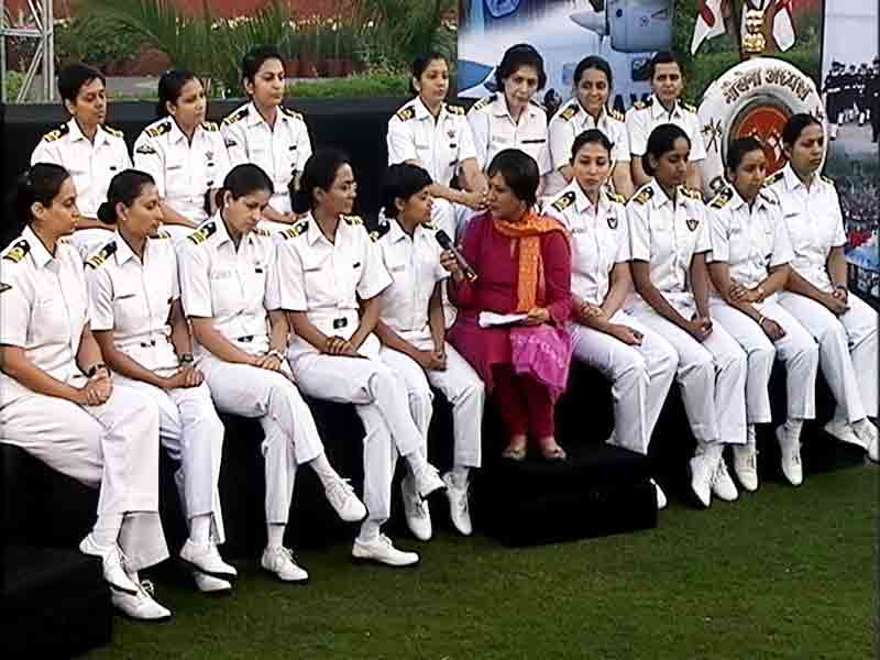Video : Making Waves: Nari Shakti Powers the Navy