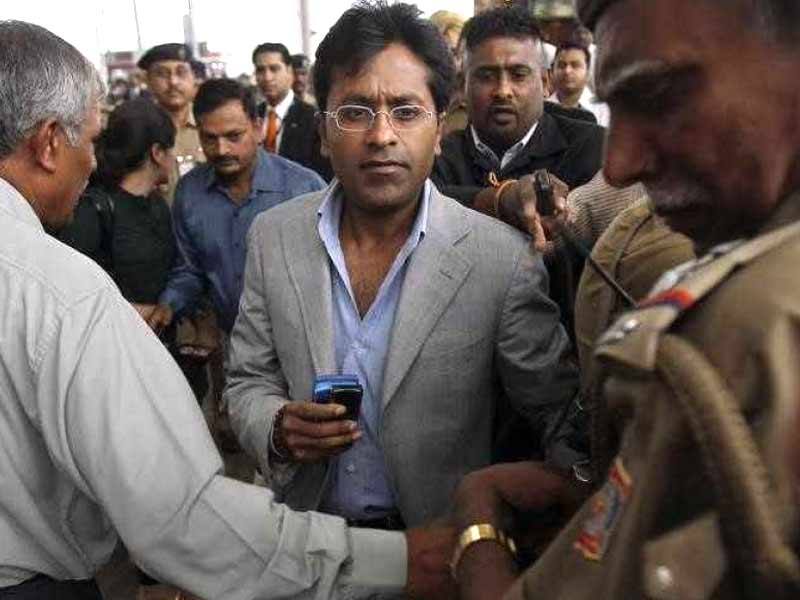 Video : Lalit Modi Impeached From Rajasthan Cricket Association, Supporters Cry Foul