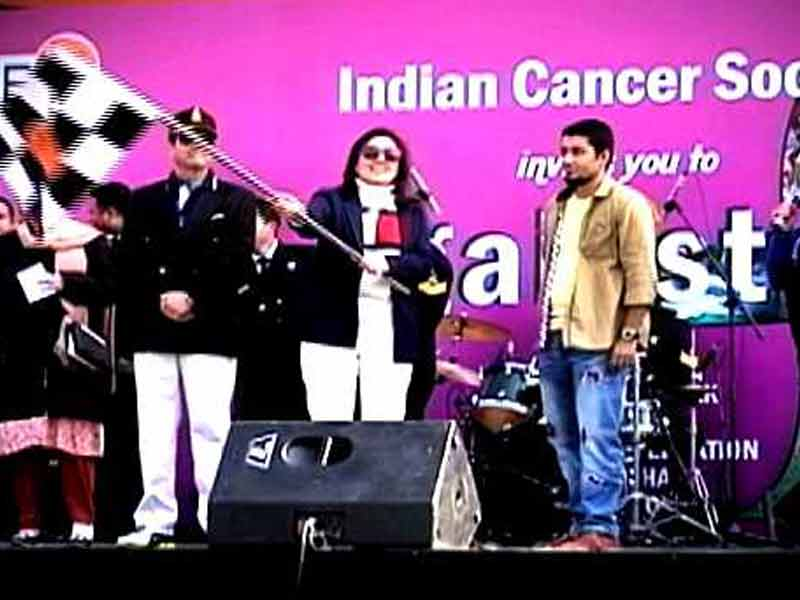 Video : Indian Cancer Society's Initiative on World Cancer Day