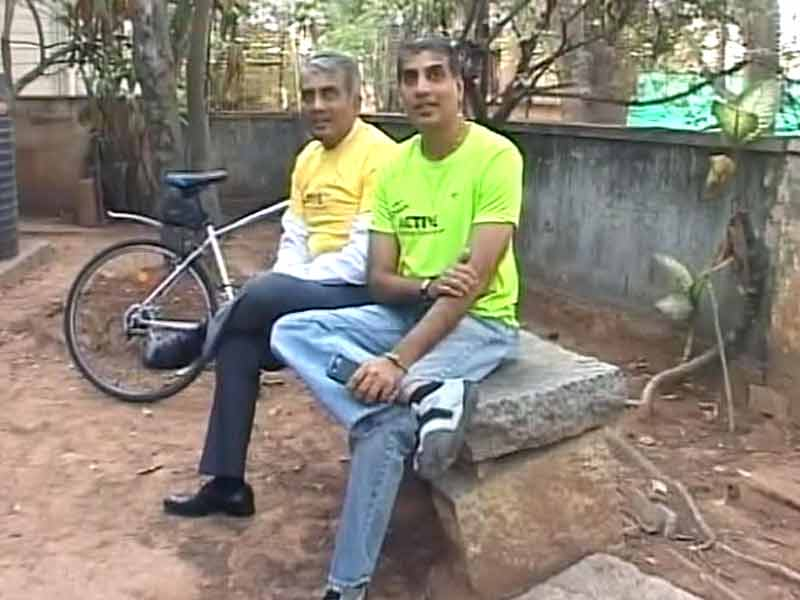 Video : Bengaluru Brothers Cycle Through Spain to Spread Awareness on Organ Donation