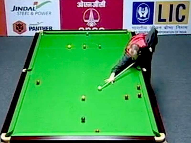 Video : Snooker World Ranking Tournament 2015: Clash of the Champions