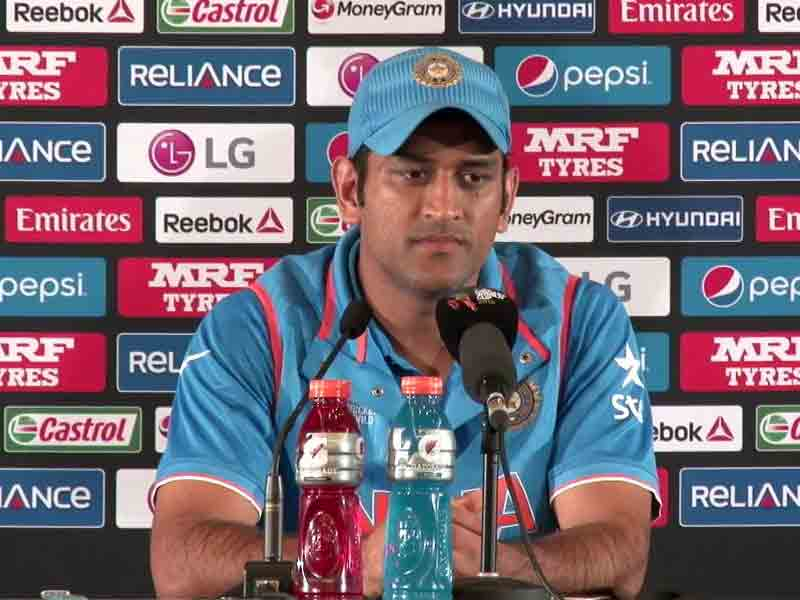 Video : My Partnership with Suresh Raina Has No Relationship with Chennai Super Kings: MS Dhoni