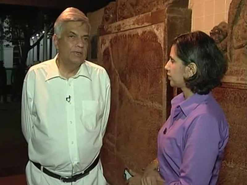Video : 'Sri Lankan Navy Has the Right to Shoot Anyone Entering Its Waters': PM Ranil Wickremasinghe to NDTV