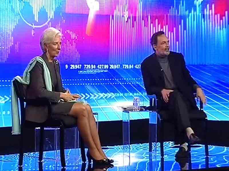 Video : India is Well-Prepared For When US Fed Hikes Rates: IMF Chief to NDTV