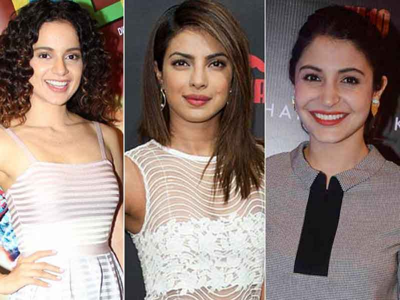 Video : Bollywood's Unconventional Heroines: Anushka, Kangana, Priyanka