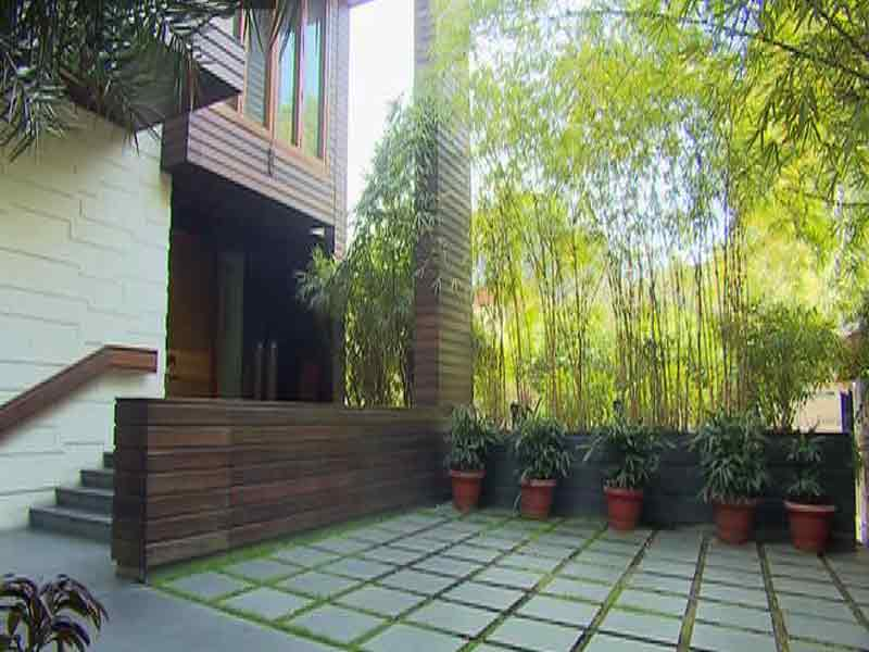 Video : Living Green: Country's Top Eco-Friendly Designs