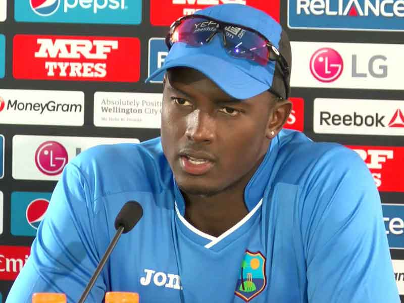 Video : Cricket World Cup: It's a Do-or Die for West Indies, Says Jason Holder
