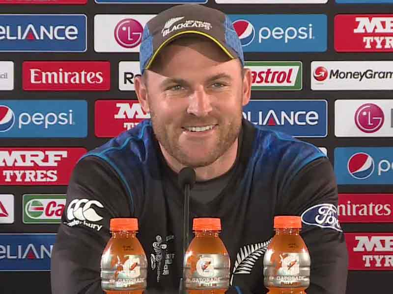 Video : Cricket World Cup: New Zealand Not Focusing on Chris Gayle Alone, Says McCullum