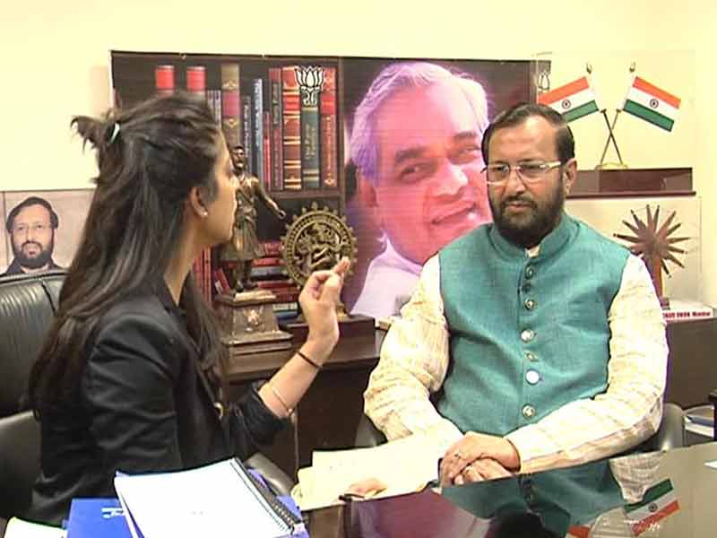 Video : Roadmap for Clean Air Will Be Unveiled Soon: Environment Minister Prakash Javadekar