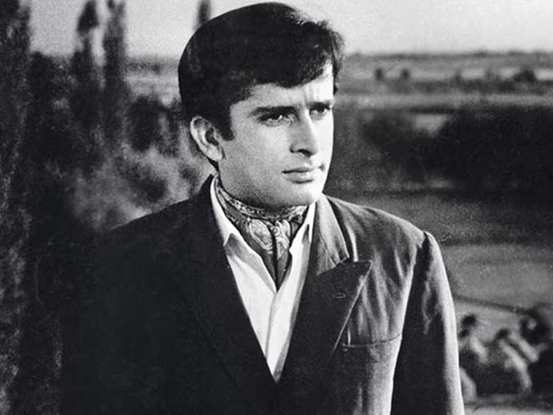 Shashi Kapoor's Bollywood Journey