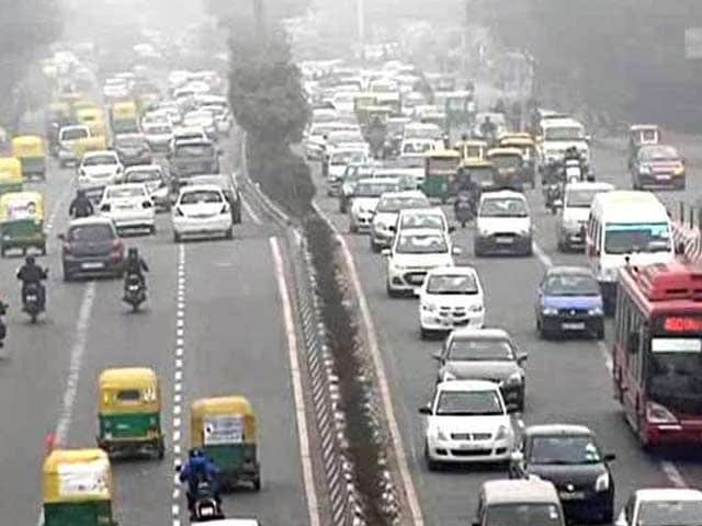 Video : Delhi's #Killerair