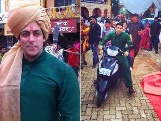 Salman Khan in Bollywood's Longest Song