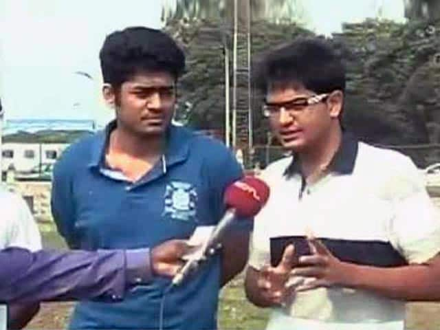 Video : Chennai Fans to Celebrate India-Australia World Cup Semi-Final in Sydney