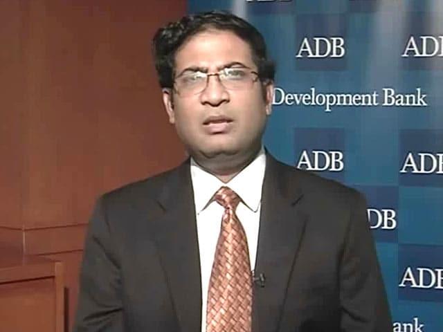 Video : Indian Economy to Beat China Growth: ADB