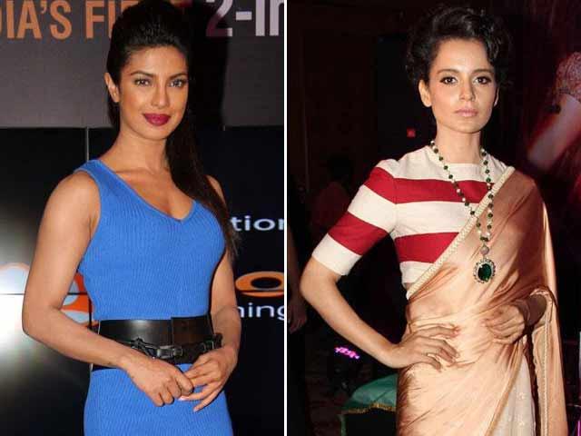 Priyanka Calls Kangana to Congratulate for National Award
