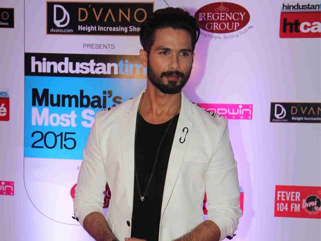 Video : Marriage on the Cards, I'm Very Happy: Shahid Kapoor